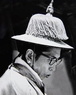 Ngaphö Ngawang Jigme (1910-2009) © Woeser